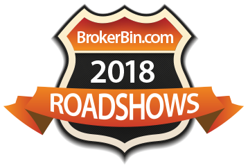 Join us at the BrokerBin Roadshow Oct 12-14 in Las Vegas